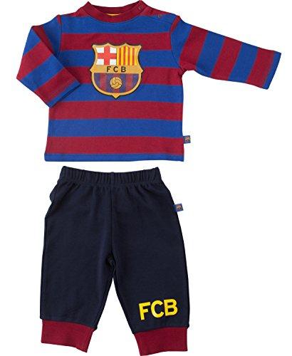 FC Barcelone Baby-Pyjama, offizielle Kollektion FC Barcelona, für Jungen 80 mehrfarbig