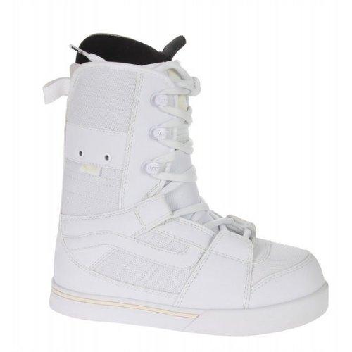 Vans Snowboard Boots Mantra White/White - Snow Boots - Snowboard Stiefel Schneestiefel, Schuhgrösse:36