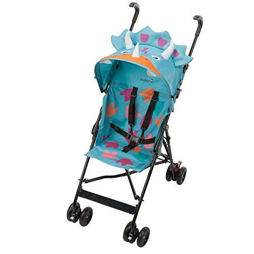 Safety 1st Crazy Peps Verspielter Buggy für Ihr Kind, Sitzbuggy, perfekt für unterwegs, Tina, bunt, 6 monate plus