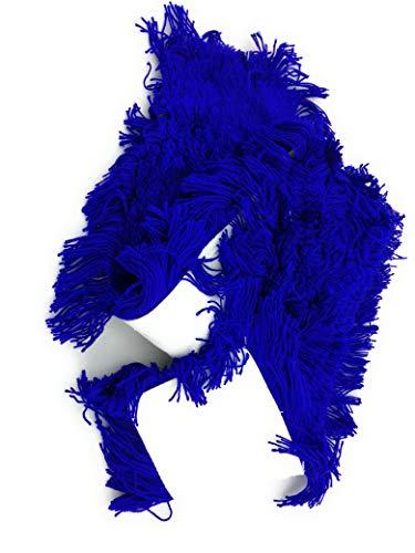 Floorstar AM160 Acrylmopp Wischmopp blau 160 cm