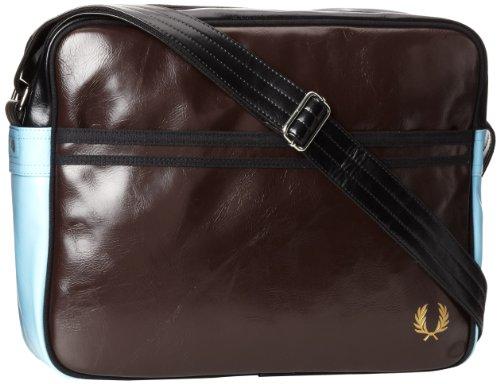 Fred Perry Classic Shoulder Bag Herren Tasche Braun
