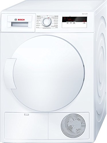 Bosch WTH83000 Series 4 Wärmepumpentrockner / A+ / 233,0 kWh/Jahr / 7 kg / weiß / Easyclean-Filter