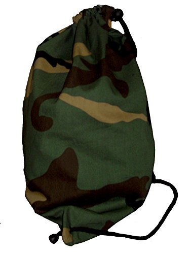 Army Turnbeutel Hipster City String Bag Camouflage Tarnfarben