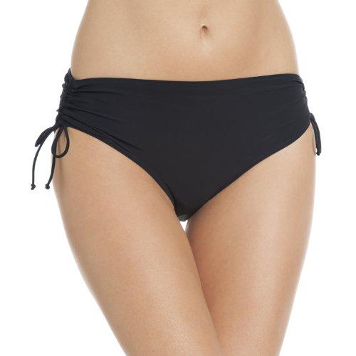 Rosa Faia Damen Ive Bottom Bikinihose, Schwarz 001, (Herstellergröße: 40)