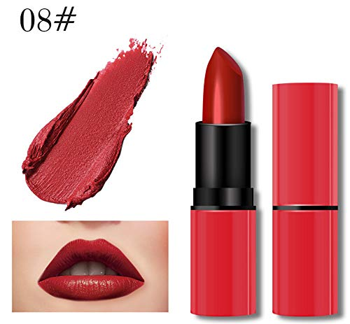 Rifuli® 1PC New Fashion Waterproof Matte Liquid Lipstick Cosmetic Sexy Lip Gloss lippenstift