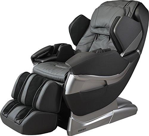 MAXXUS® MX 10.0Z - der große Premium Massagesessel mit intelligenter Steuerung Farbe: Pearl-Grey