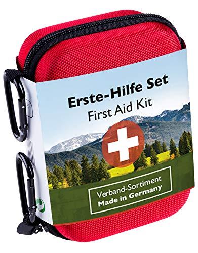 GoLab ® Erste Hilfe Set Outdoor, Sport & Reisen für die optimale Erstversorgung aus Deutschland nach DIN 13167