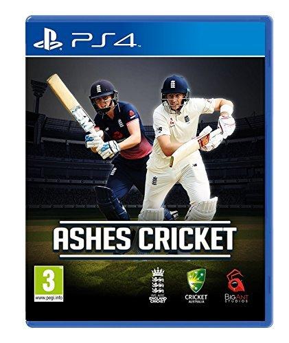 Ashes Cricket (PS4) (輸入版)