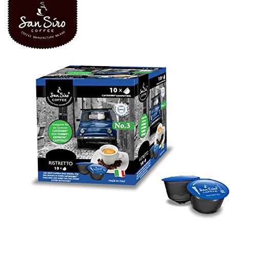 100 Kapseln SanSiro Kaffee&Tee DREAM Mix Box No. 3 Cafissimo/Tchibo* kompatibel