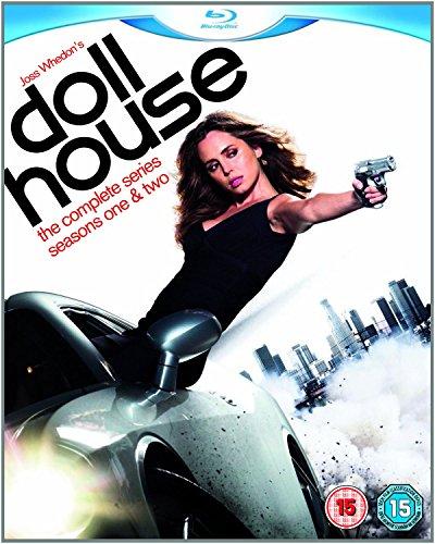 Dollhouse: The Complete Series, Seasons 1-2 [6 Blu-rays] [UK Import]