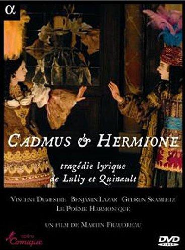 Jean-Baptiste Lully: Cadmus & Hermione (mit Le Poème Harmonique und Vincent Dumestre)