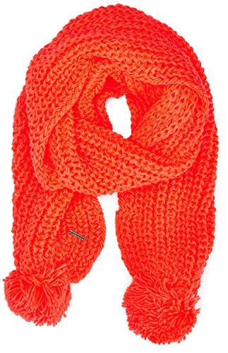 Chiemsee Damen Tücher Schals Klea Fiery Coral, One size
