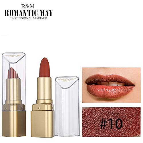 Rifuli® Lipstick Waterproof Long Lasting Matte Lipstick Cosmetic Beauty Makeup Beauty lippenstift
