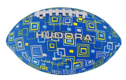 HUDORA-76449-Natursport und Sport-Ball Neopren American Football