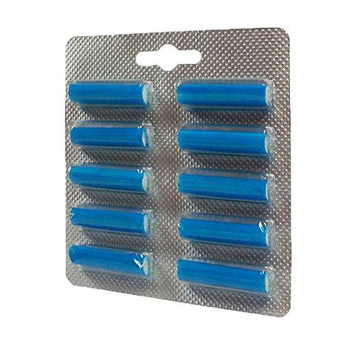 10 Stück Staubsauger Duftstäbchen Duft Lufterfrischer Für SAIVOD, SIMPEX, SENCOR, SPITZENREITER, SATRAP, SOLAC, SIDEX-SIDEME, SUPERIOR