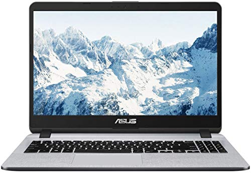 ASUS Slim (15,6 Zoll Full-HD) Notebook (Intel N5000 Quad Core 4x2.70 GHz, 8GB DDR4, 512 GB SSD, Intel HD 605 Graphic, HDMI, Webcam, USB 3.0, WLAN, Windows 10 Professional 64-Bit) #6108