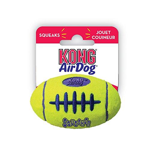 Paulchen Air Kong Football (S) 15260, 9 cm mit Squeaker