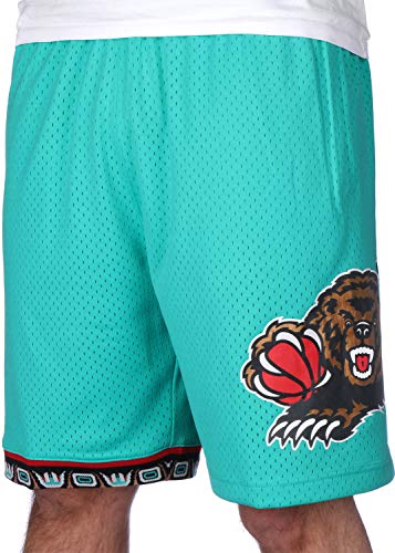 Mitchell & Ness Vancouver Grizzlies 1996-97 Swingman NBA Shorts, S