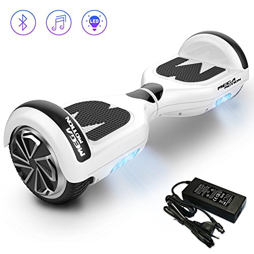 Mega Motion Hoverboard Elektro Scooter E1-6,5
