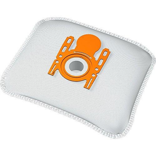 DISBA Staubsaugerbeutel 5-lagiger Staubbeutel mit Hygieneverschluss, 10er Pack