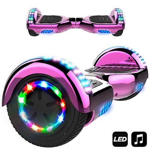MARKBOARD Elektro Scooter Hoverboard LED 6,5