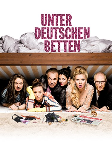 Unter deutschen Betten