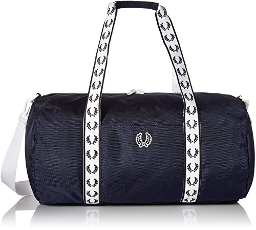 Fred Perry Track Barrel Duffle