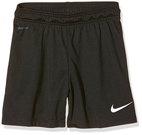 Nike Kinder Park II Knit Shorts ohne Innenslip Black/White, L