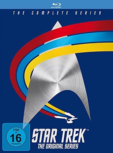 Star Trek: Raumschiff Enterprise - Die komplette Serie (20 Blu-rays)
