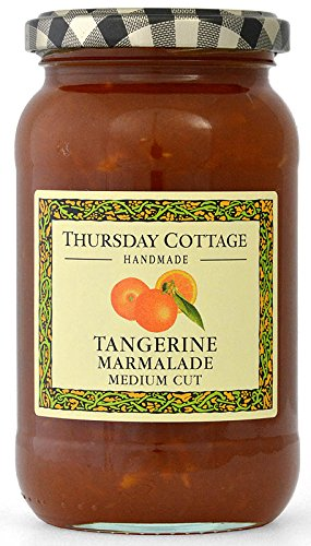 Thursday Cottage - Tangerine Marmalade (Medium Cut) - 454g
