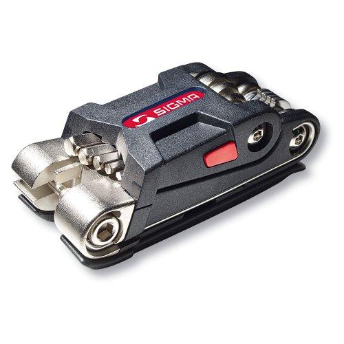 Sigma Sport Zubehör Pocket Tool Set Pt 16 schwarz, 15 x 8 x 8 cm