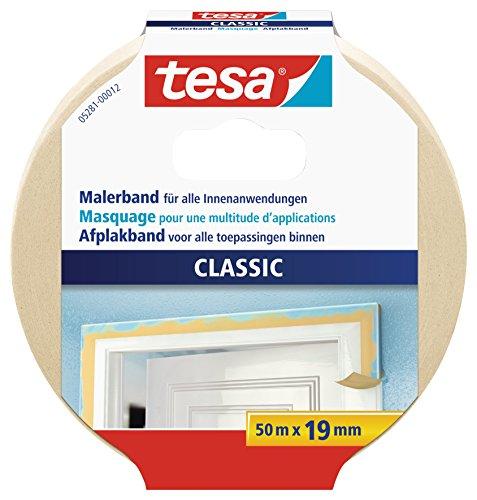 tesa® Kreppband/05281-00012-03 50mx19mm