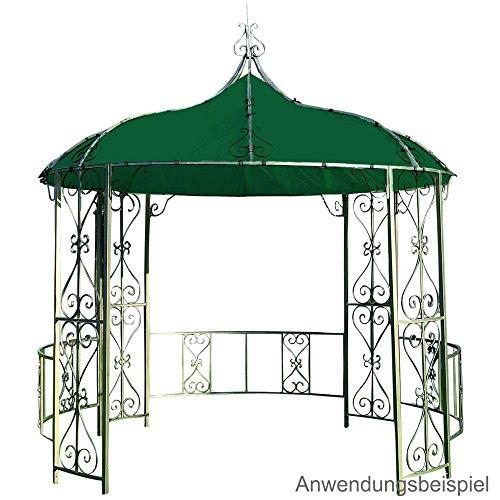 Ersatzdach Pavillon Burma grün 300cm rund PVC