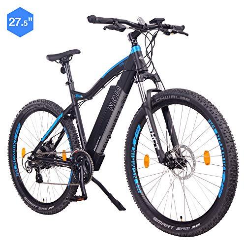 NCM Moscow E-Bike, E-MTB, E-Mountainbike 48V 13Ah 624Wh - 27,5