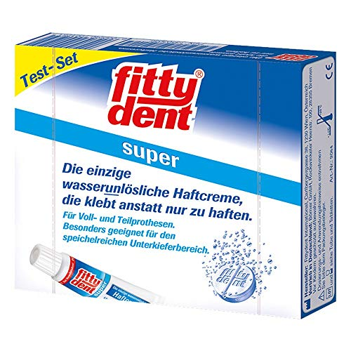 Fittydent super Haftcreme 1 Pck