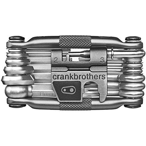 Crank Brothers Multi-19 Tool, schwarz