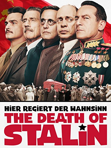 The Death of Stalin - Hier regiert der Wahnsinn [dt./OV]