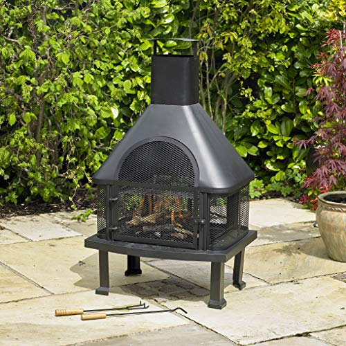 BBQ - Log Burner Barbecue