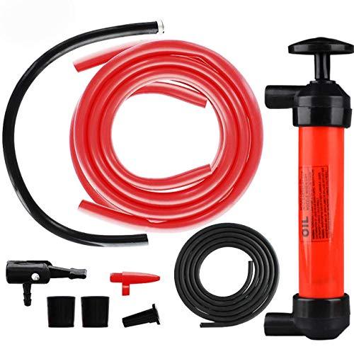 Siphonpumpe Umfüllpumpe Absaugpumpe für Adblue Motoröl Benzin Diesel Öl Wasser